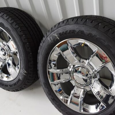 Aftermarket Rims For Chevy Silverado 1500 >> oem wheels Tires Chevy Dodge Ford Jeep dealer take offs