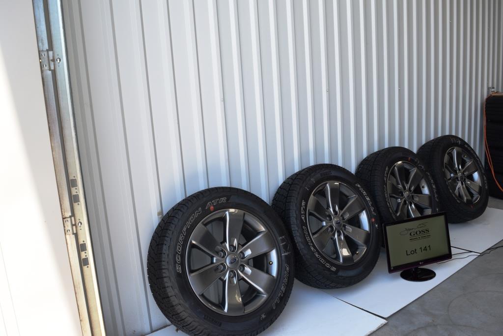 Home ford wheels ford f150 fx 20 inch oem wheels