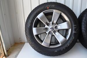 Ford F150 FX 20 inch oem wheels