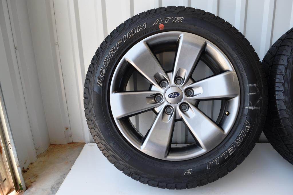 Ford F150 Factory Rims For Sale >> Ford Factory Wheels Oem Genuine Ford F150 F250 F350