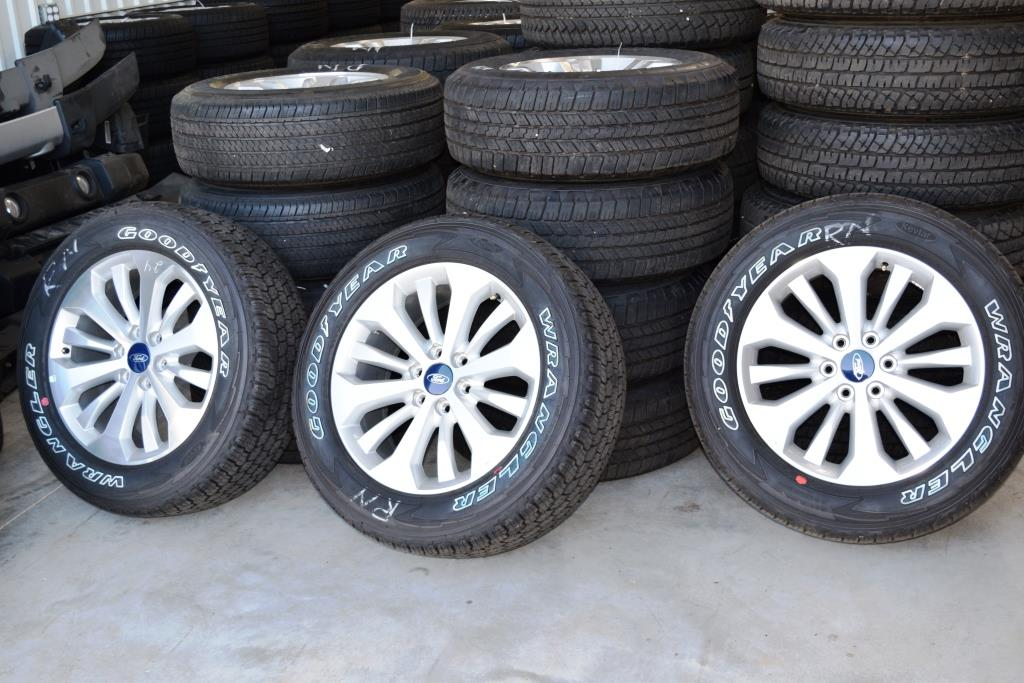 Ford F150 Factory Rims For Sale >> oem wheels Tires Chevy Dodge Ford Jeep dealer take offs