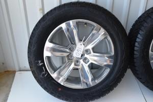 Ford F150 platinum wheels oem for sale