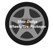shop dodge wheels tire package take off