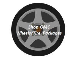 gmc wheels tires dealer take off oem factory