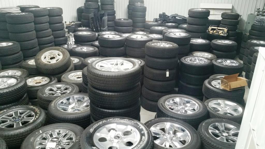 warehouse oklahoma city dealer take off wheels tires