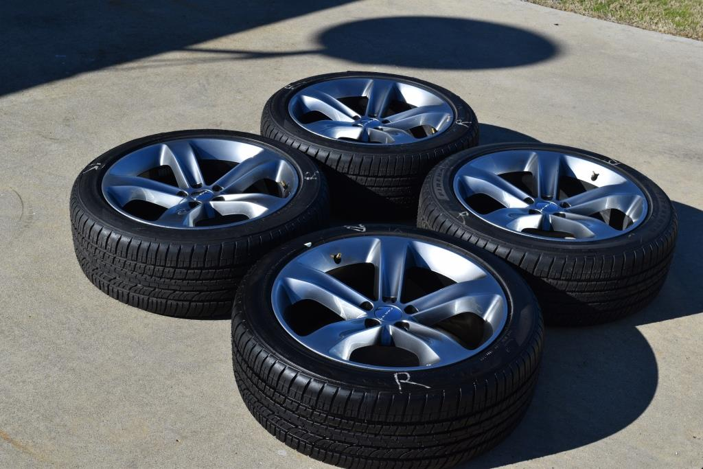 Rims And Tires For Sale Near Me >> Dodge Factory Wheels Tires For Sale Factory Oem