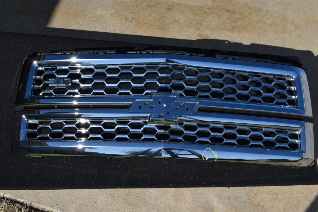 Chevy Factory Grill for sale