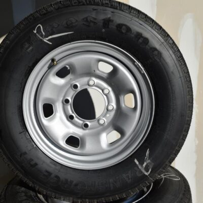 dodge ram 2500 wheels oem