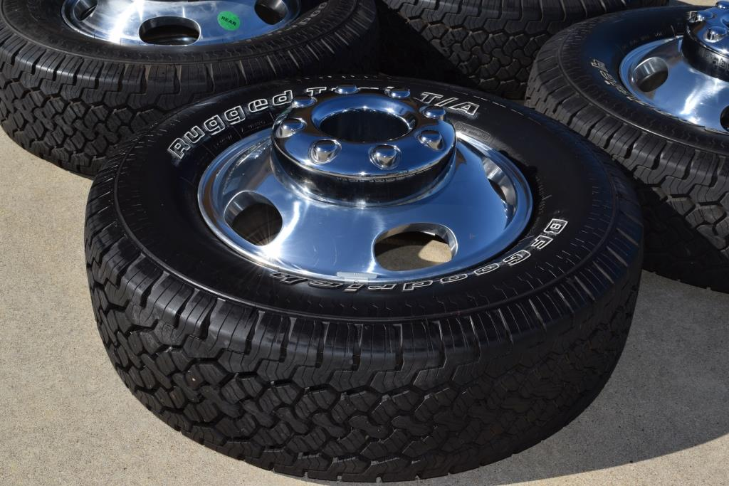 F350 wheels and tires submited images