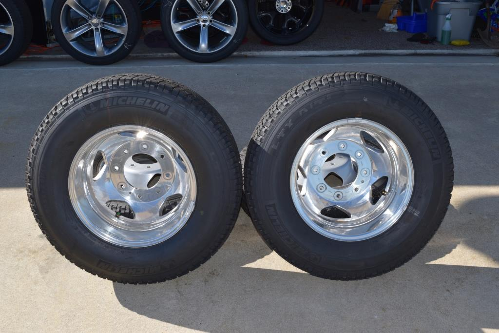 chevy 3500 oem wheels tires for sale