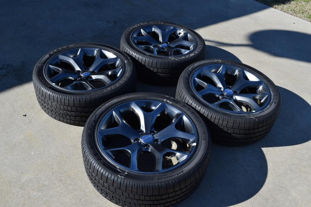 Ford Dealership Dallas >> Dodge Factory Wheels and Tires for Sale - Factory OEM
