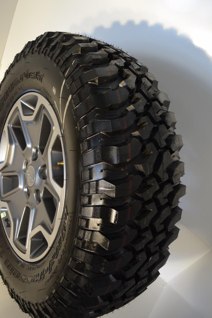Chevy Dealership Dallas Tx >> Factory Jeep Wheels For Sale - Wrangler Rubicon OEM