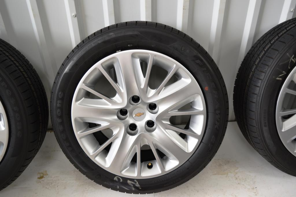 Chevy Impala OEM Wheels Factory Rims