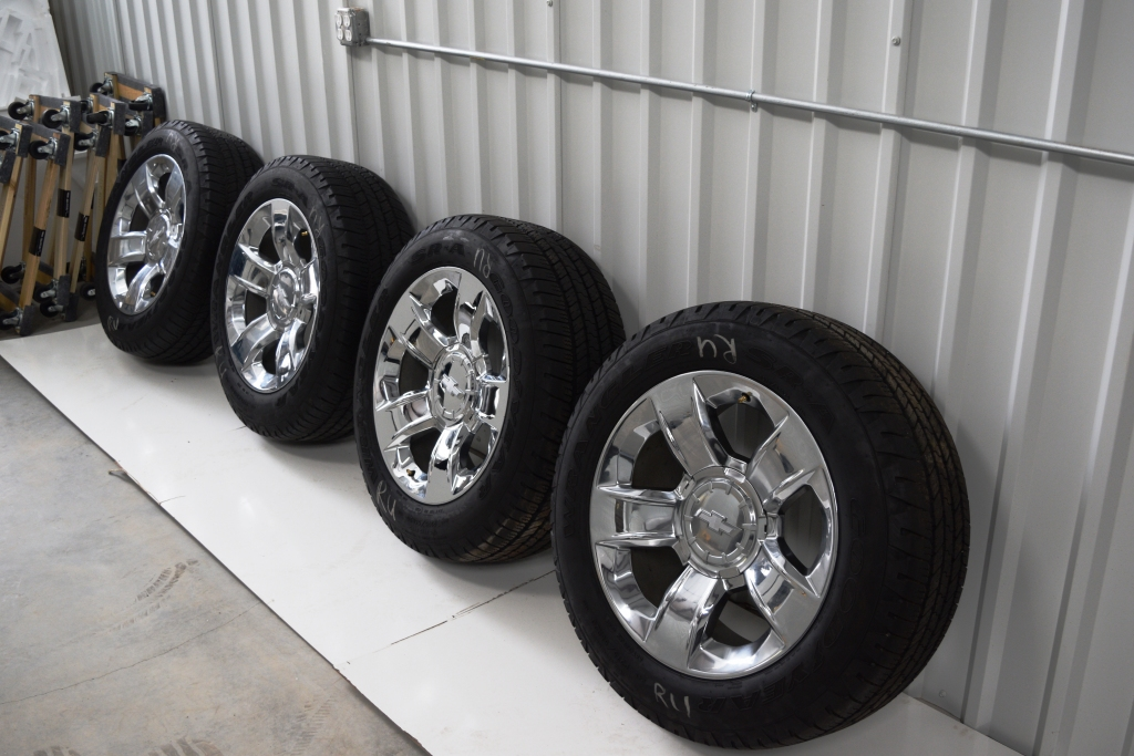 Where to buy used tires and rims