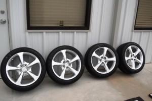 pirelli 20 inch camaro tires