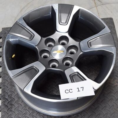 Chevy Colorado 17 inch wheel