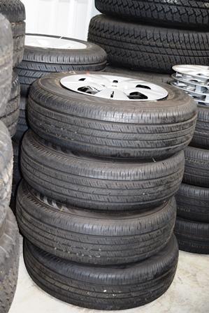 chevy trax wheels 16 inch steel oem factory