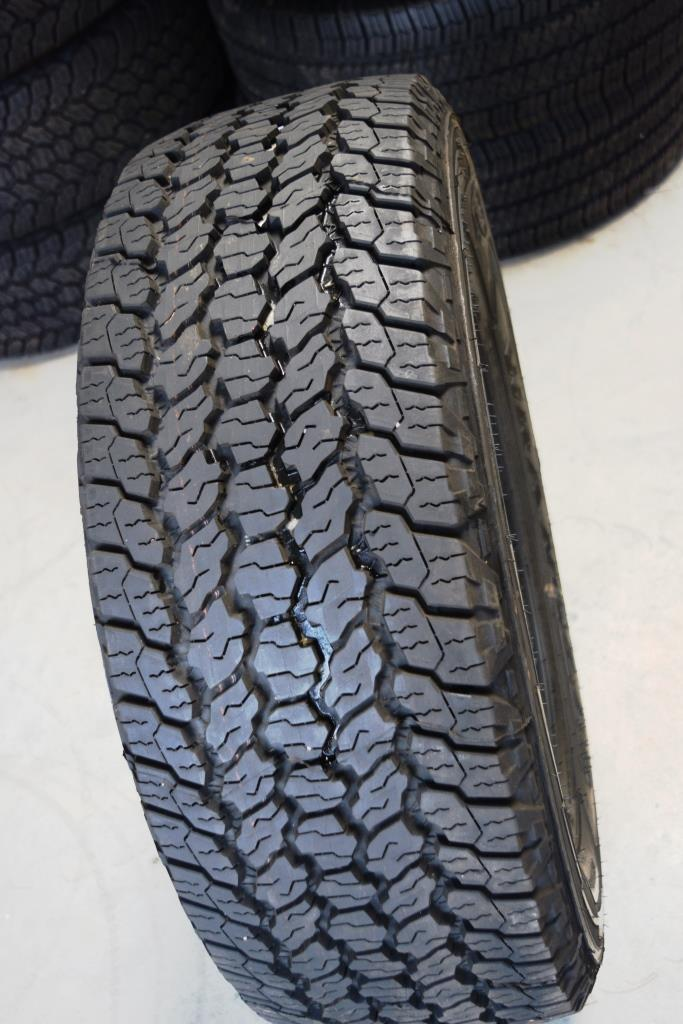 goodyear wrangler adventurer at tires